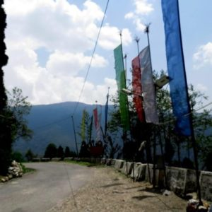 Prayer Flag, Darjeeling, Escape Enchanted, http://escapeenchanted.com